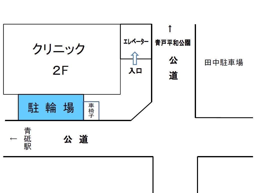 駐輪場地図
